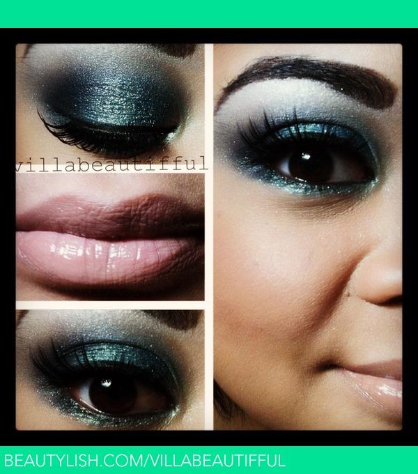 Steel Blue Green Eyes Tiffany V S Villabeautifful