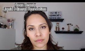 Noan Beauty - Liquid Mineral Foundation
