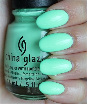 From the Sunsational Collection. See my in-depth review and more swatches: http://www.swatchandlearn.com/china-glaze-highlight-of-my-summer-swatches-review/