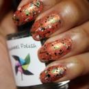 Pinwheel Polish Blu Chunks