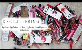 MAKEUP DECLUTTER PART THREE! | Decluttering 170 PRODUCTS!!!