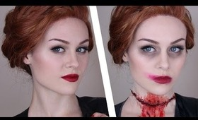 Supernatural: Abaddon Makeup Tutorial