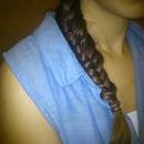 Fish side braid :-)