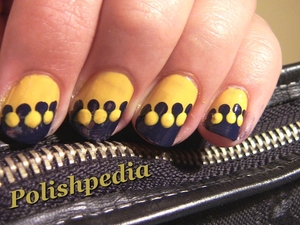 These zipper nails are soooo cute!  I love them.  Let me know what you think!  Video Tutorial: http://www.polishpedia.com/zipper-nail-art.html