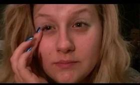 Blue Smokey Eye | Kat Van D Makeup Tutorial