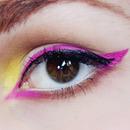 Neon Cat Eye