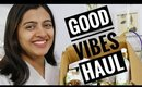 Part #5 - Good vibes Haul | SuperWowStyle Prachi
