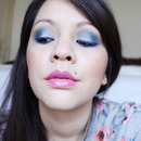 Makeup using Mac Beth Ditto Collection