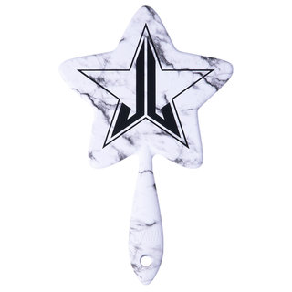 Star Mirror White Marble Soft Touch