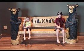 Vlog: Great Wolf Lodge in Scottsdale, AZ| First vlog