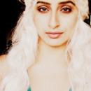 daenerys targaryen-Khalessi halloween makeup look