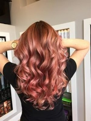How To Achieve Rose Gold Hair Beautylish