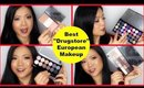 Best Europe Drugstore Makeup (Makeup Revolution, Sleek, Catrice, Kiko)