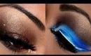 For My Wailea - Smokey Bronze & Blue Brown Cut Crease Tutorial!