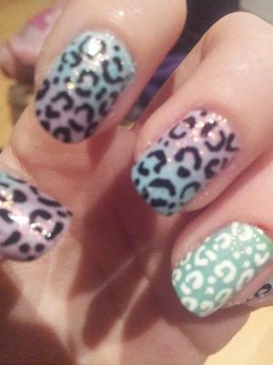 a closer look at the nails