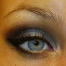 Naked Palette Smokey Eye