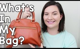 What's In My Bag? feat. Michael Kors | OliviaMakeupChannel