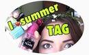 ♡ I love summer TAG