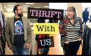 THRIFT WITH ME @ GOODWILL | Fat Fashion