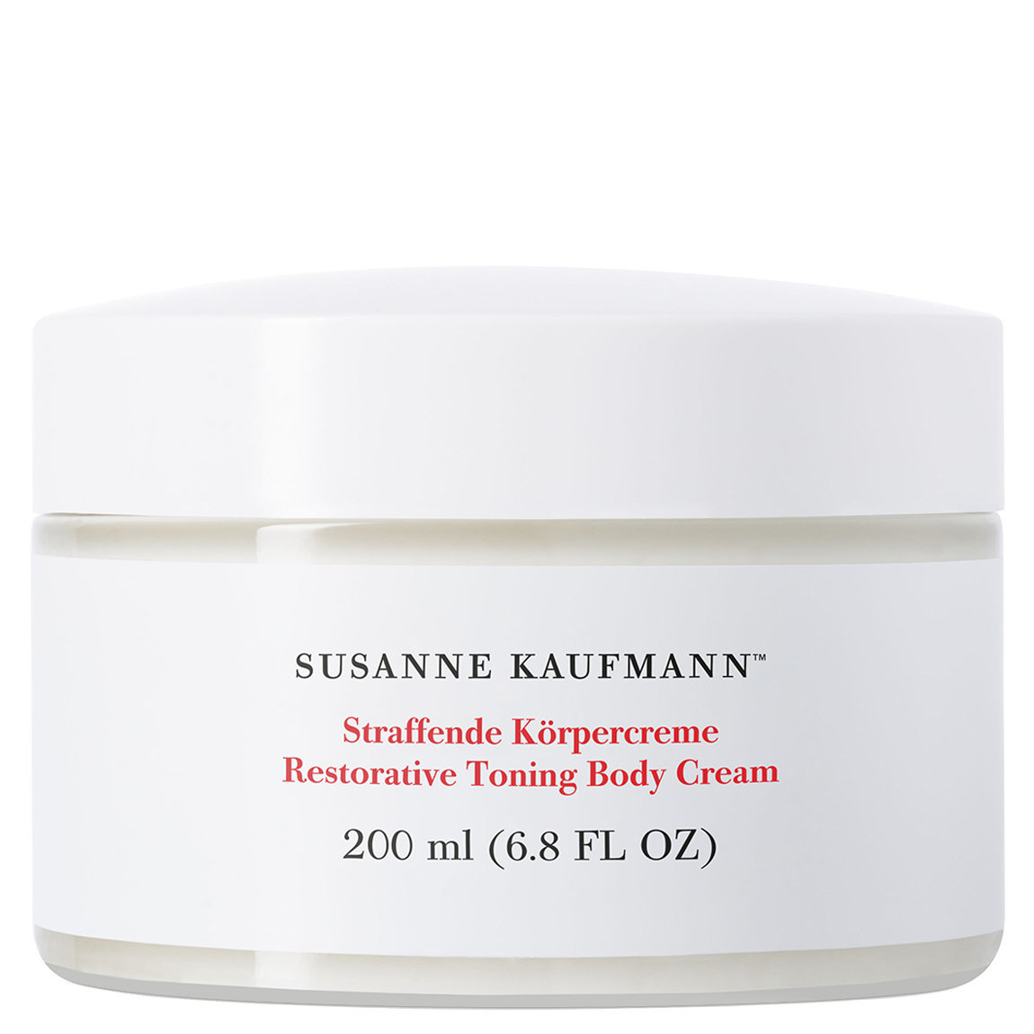 Susanne Kaufmann Restorative Toning Body Cream alternative view 1 - product swatch.
