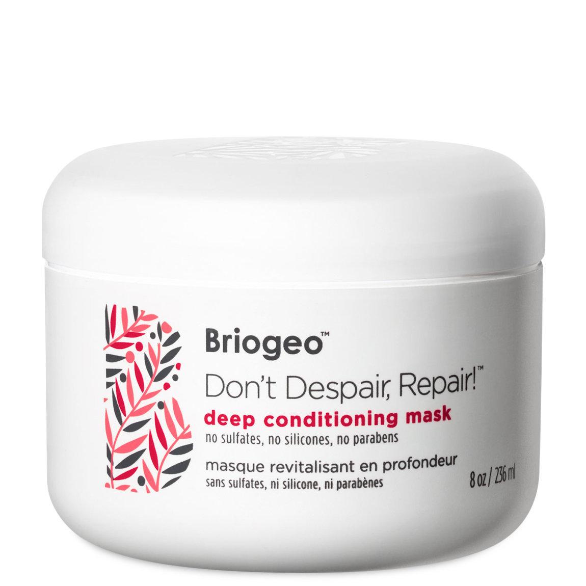 Briogeo Don't Despair, Repair! Deep Conditioning Mask 8 oz product swatch.