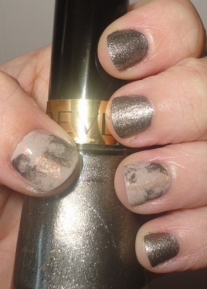 I am ready for Fall to arrive and have been loving darker nail polish as of late.
