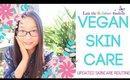 All-Natural Vegan Skincare Routine 2016