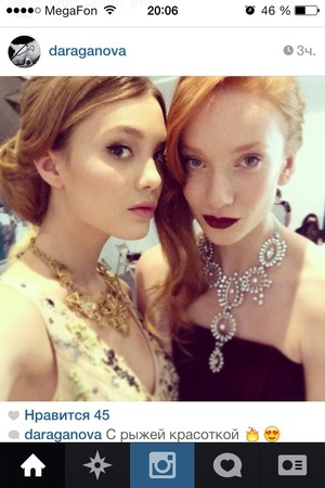 Models from my workshop :))) it was New Year looks !!!