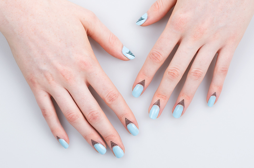 Cuticle Tattoos! A New Way To Dress Up Your Nails | Beautylish