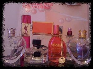 ♥ My Fav Perfumes ♥