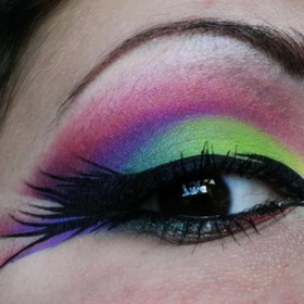 Inspired make up