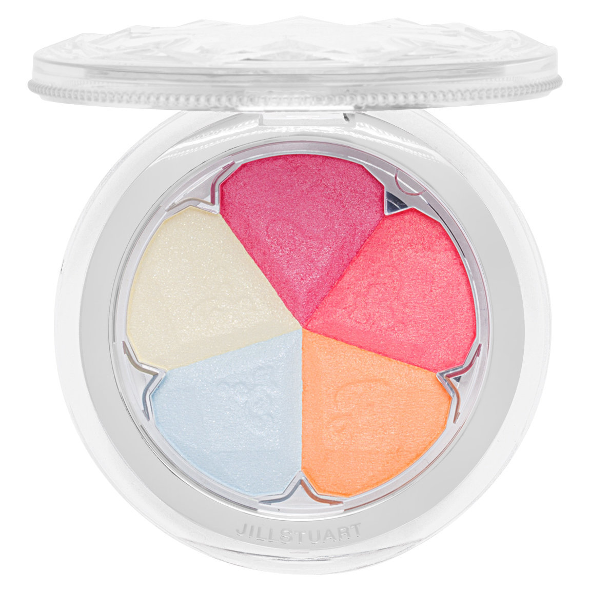 JILL STUART Beauty Bloom Mix Blush Compact 06 product swatch.