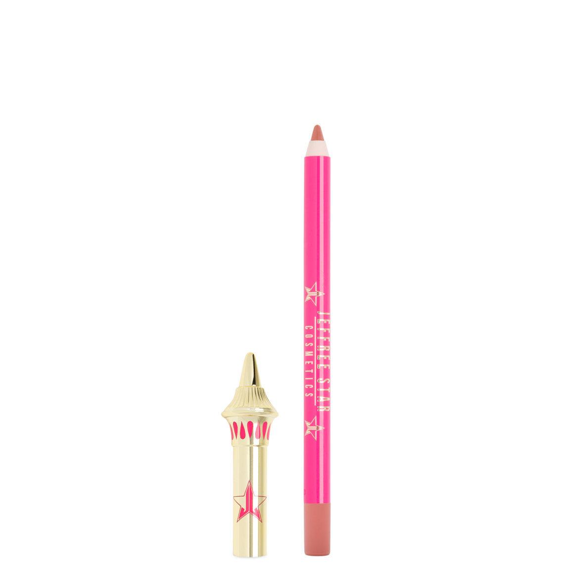 Jeffree Star Cosmetics Velour Lip Liner Birthday Suit alternative view 1.
