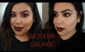 Modern Grunge Makeup Tutorial