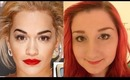 Rita Ora Brits Awards 2013 Make-up Tutorial