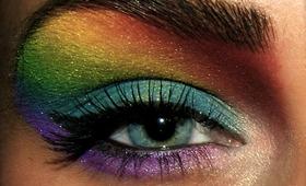Trend: Rainbow Eyes