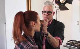 Master Class With Billy B: Colorful Eye Shadow Tutorial