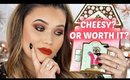 TOO FACED CHRISTMAS COOKIE HOUSE PARTY TUTORIAL