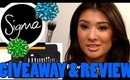 GIVEAWAY & REVIEW: Sigma Professional Brush Kit