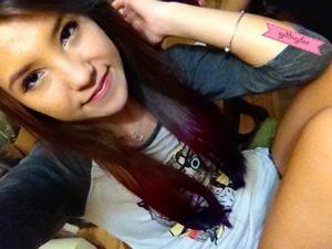 Love my new hair :) 💜💗💋