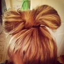 Hairbow with highlights!