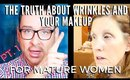 How To Avoid Makeup From Settling Into Wrinkles For Mature Women   mathias4makeup
