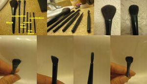 The Flirt brushes