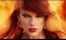 Taylor Swift - Bad Blood feat. Kendrick Lamar Music Video Inspired Makeup
