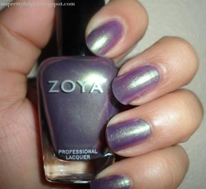 Zoya Professional Lacquer in Adina.