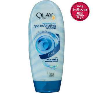 Olay Body Wash plus Spa Exfoliating Ribbons