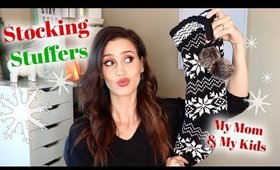 What's Going In My Kid's & Mom's Stockings!