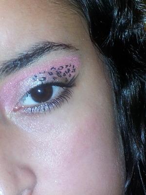 My Cheetah Eye :)