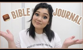 How To: Bible Journal With No Bible?!