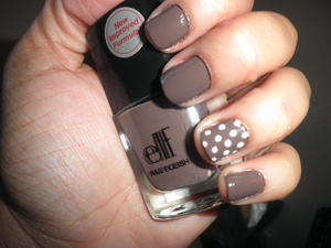 elf in smoky brown